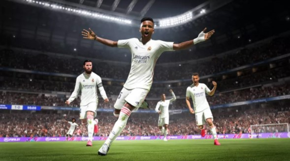 The progess about the FIFA 22