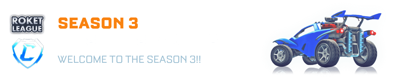 Start your engines for Rocket League SEASON 2