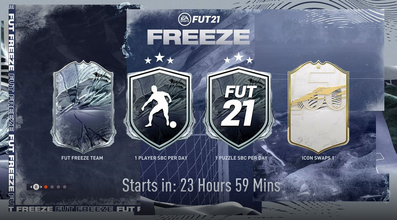 FUT FREEZE PROMO COMES AT CHRISTMAS
