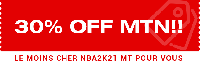 NBA2K21 MT Coins 30% OFF NOW