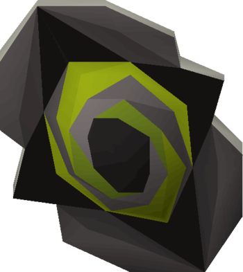 Twisted buckler