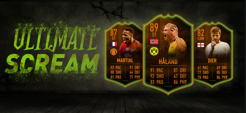 FIFA 21 Ultimate Scream Countdown– FUT Halloween Event and Players