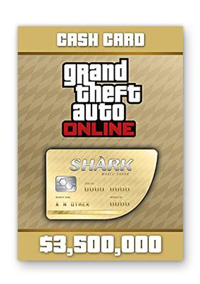 Whale Shark Cash Card - GTA V Whale Shark Card - GTA 5 Whale